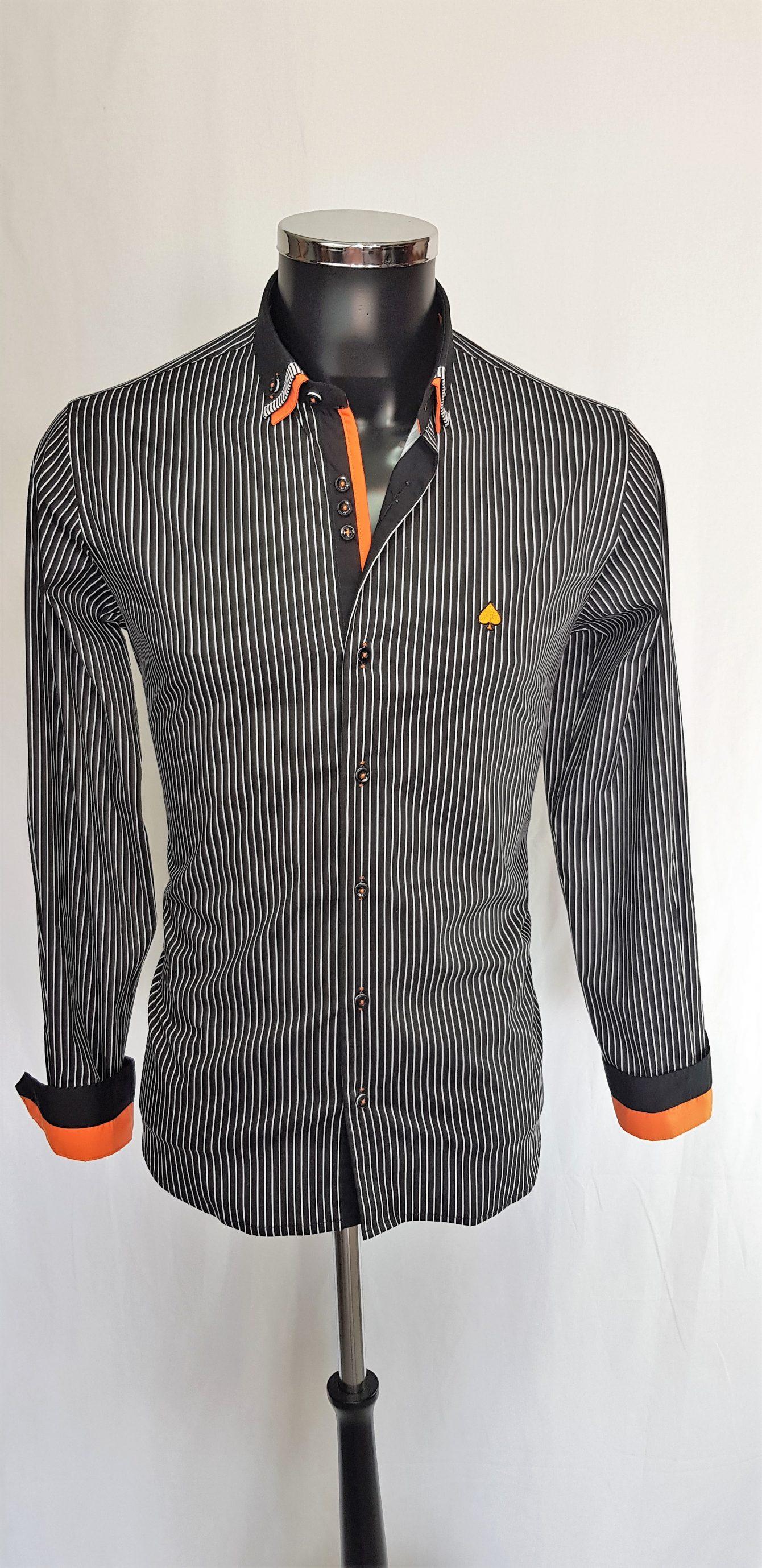 brand new 878fe 0ea52 Shirt camicie uomo Tendenze Italy Ref. C-CU8-022