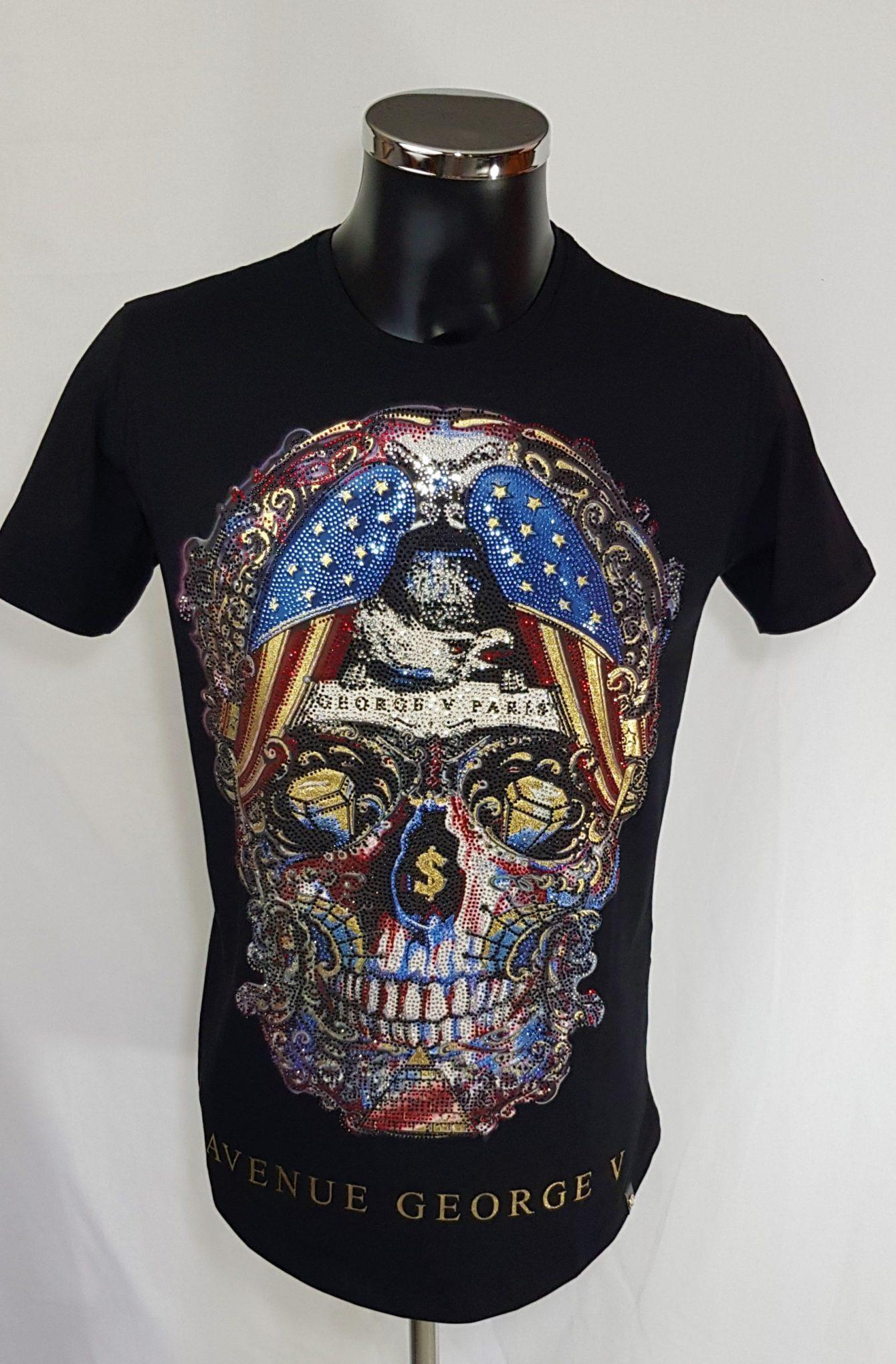 T-shirt de luxe de AVENUE GEORGE V Réf.: